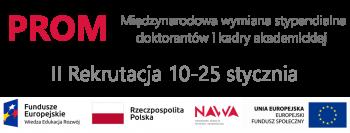 II Rekrutacja do Projektu PROM NAWA 10-25 stycznia 2020